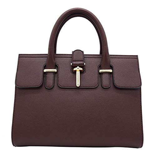 à Sac à bandoulière bandoulière à carré simple dames sac de Vin mode main Rouge sac TdWFdrxqH