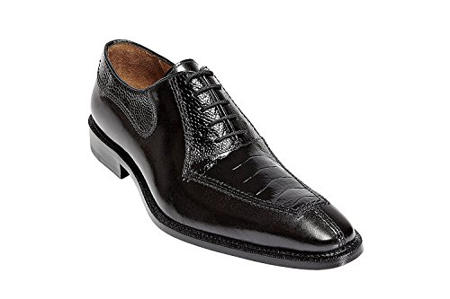 Belvedere Walking Black Shoe Dino Men's rFOnq8Rrw