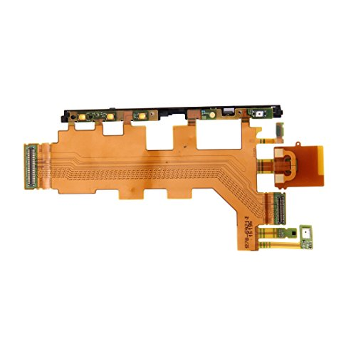 (Flex Ribbon Cable Power Button Flex Cable for Sony Xperia Z3v Repair)