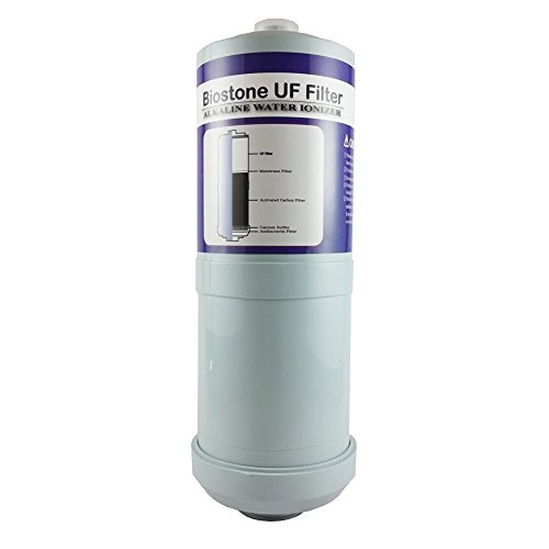 UF(0.01M) Biostone Compatible Water Ionizer Filter for Jupiter Delphi Athena Melody Venus Orion Aquarius Neptune Mavello by IonHiTech