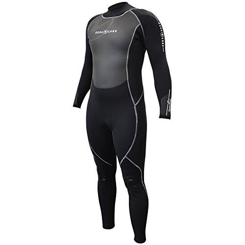 Aqua Lung HydroFlex 1mm Men's Jumpsuit (Large) - Mens Aqua Lock Jumpsuit