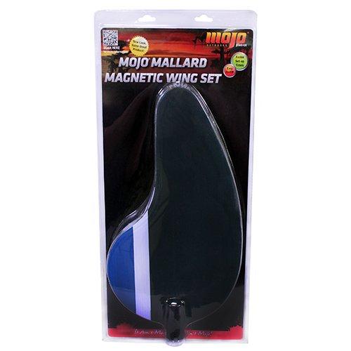 (Mojo Decoys HW8105 Magnetic Wing Set, Mojo Mallard )