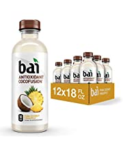 Bai5 Bai Cocofusion Andes Coconut Lime, Antioxidant Infused Beverage, Cocofusion Andes Coconut Lime, 12 Ounce (Pack of 12)