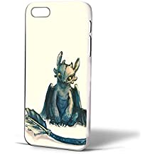 Toothless How to Train Your Dragon for iPhone Case (iPhone 6s White)