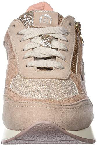 C30981 Sneakers Femme Nude Mtng Beige softy Basses 69344 qCxAAZ0g