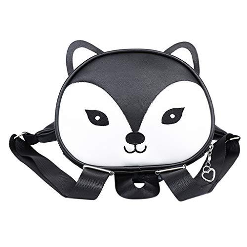 DDKK backpack Toddler Backpack for Little Kids Water Resistance Kindergarten Preschool Bags Neoprene Children Schoolbag Cute Animal -