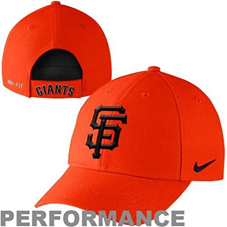 685917fd Image Unavailable. Image not available for. Color: Nike San Francisco  Giants Dri-FIT Wool Classic Adjustable Performance Hat ...