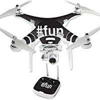 Skin For DJI Phantom 3 Professional – Fun | MightySkins Protective, Durable, and Unique Vinyl Decal wrap cover | Easy To Apply, Remove, and Change Styles | Made in the USA