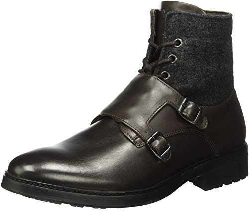 Dark After Braun Boots Armani Jeans 9350046a408 marrone 04552 Uomo qv0nFxR