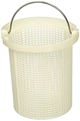 Pentair C108-33P 5-Inch Trap Strainer Basket Replacement Sta-Rite Pool and Spa Pump from Pentair