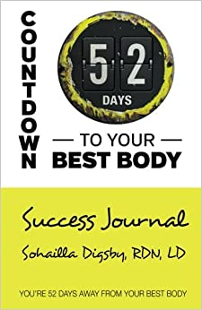 Book Countdown to Your Best Body: Success Journal