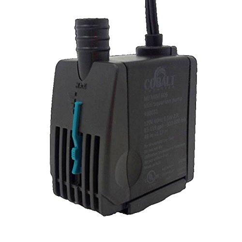 Cobalt Aquatics Mini MJ 606 Water Pump - 159gph by Maxijet Mini
