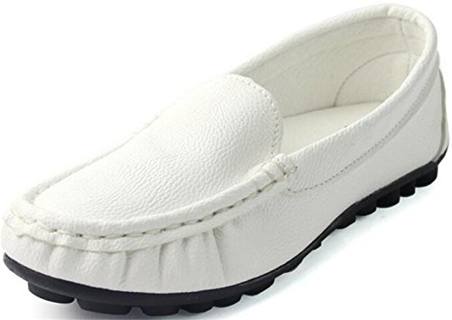 ppxid-boys-girls-slip-on-loafers-soft-sole-casual-student-doug-shoes-white-95-us-toddler