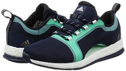 adidas Pure Boost X TR 2 - Zapatillas de running para Mujer, Azul - (MARUNI/NEGBAS/VERSEN) 36 2/3