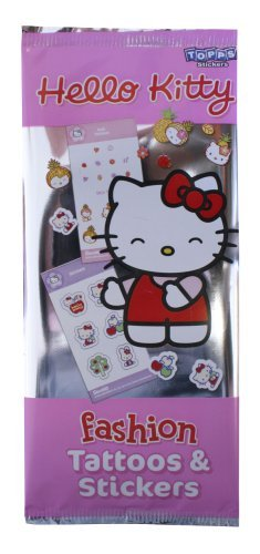 Topps Tattoos (HELLO KITTY ~ FASHION TATTOOS & STICKERS by TOPPS)