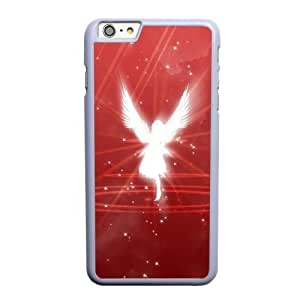 Generic Fashion Hard Back Case Cover Fit for iPhone 6 6S 4.7 inch Cell Phone Case white tinker bell FEW-7904773