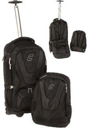 Amazon.com   Combat Wheeled Baseball   Softball Backpack Bat Bag ... 638da8971