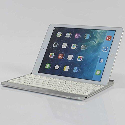 Neelam K88 Wireless Bluetooth Keyboard For iPad Air White