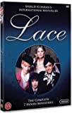 Lace 1 + 2 (4-disc) -dvd - 1984 with Phoebe Cates and Angela Lansbury