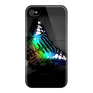 Rosesea Custom Personalized New Design Shatterproof CYC30929yrqQ Cases For Iphone 6 butterfly