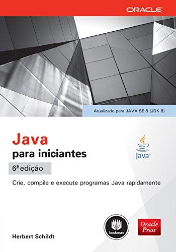 Java para iniciantes Herbert Schildt ebook