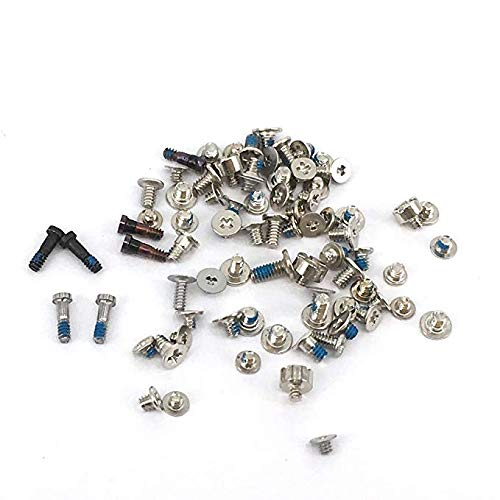 LD-cobao Complete Full Set Screws Replacement for iPhone 6S 4.7'(White/Black/Gold/Rose Gold)