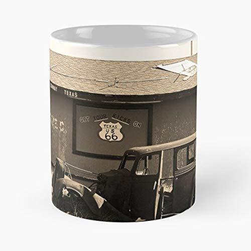 66 America Americana Attractions - Best Gift Ceramic Coffee Mugs 11 Oz