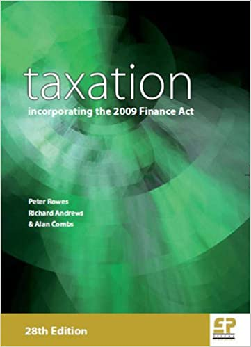 Taxation: Incorporating the 2009 Finance Act (2009/10)