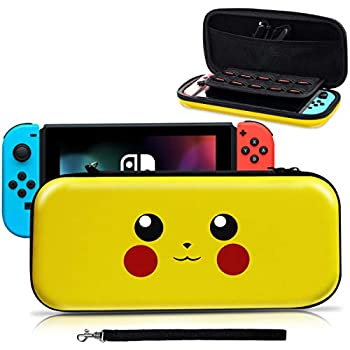 Amazon Com Nintendo Switch Carrying Case Design For Let