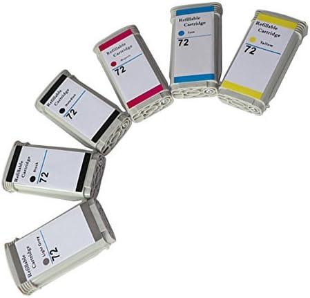 Cartucho de elección 6 Pack (MK, PHK, C, M, Y, GY) cartuchos de ...