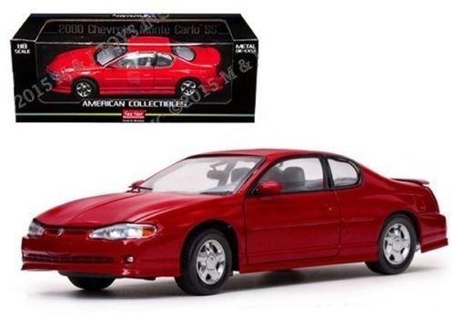 Sunstar NEN 1:18 American Collectible - RED 2000 Chevy for sale  Delivered anywhere in USA
