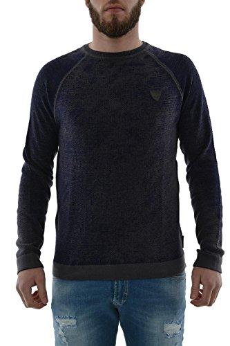 pull léger kaporal tang bleu