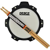 Drum Pad With Sticks From Peace Drums. Snare Drum...