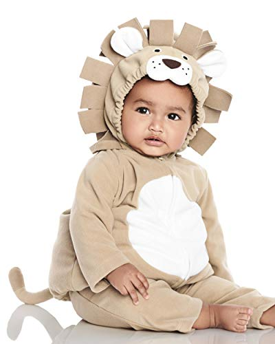Carters Baby Halloween Costume Many Styles (3-6m, Lion)