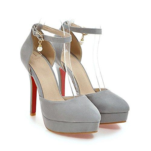 amp;S Schuhe Block der MEI Pumps Party flache Frauen Nachtclub High Mund Plattform Heels B1qPd