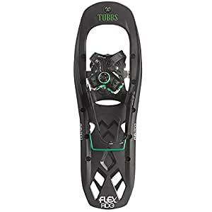 Tubbs Men's Flex RDG Snowshoe Black/Green One Size