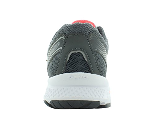 Cohesion Women's Shoes Grid 10 Saucony Coral Grey Running wq4Xc