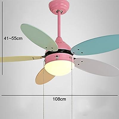 Liuyu · Ventilador de Techo Ventilador para niños Ventilador de ...