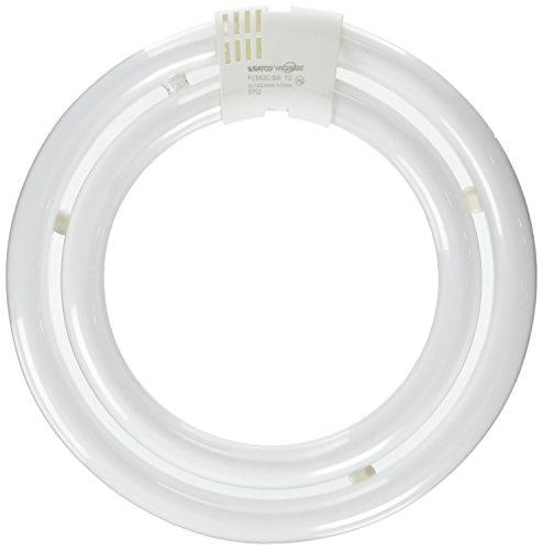 Satco S6596, FC552C/SW/TC - 55W 3000K T6, Compact Fluorescent Bulb (55w Fluorescent)