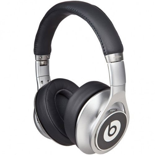 Beats EXEC Executive Headphones Silver