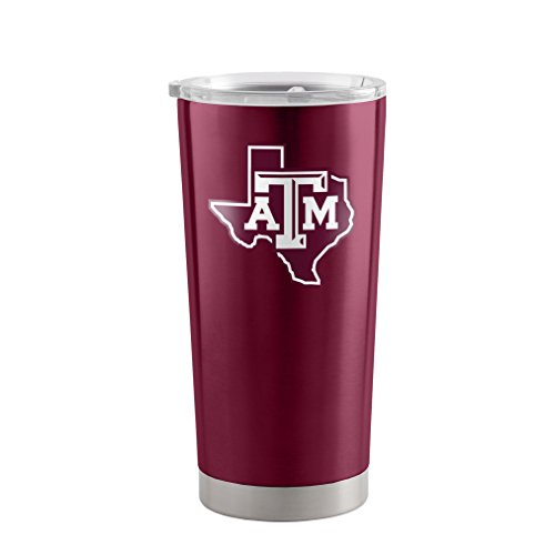 Boelter Brands NCAA Texas A&M Aggies Ultra Tumbler, 20-Ounce