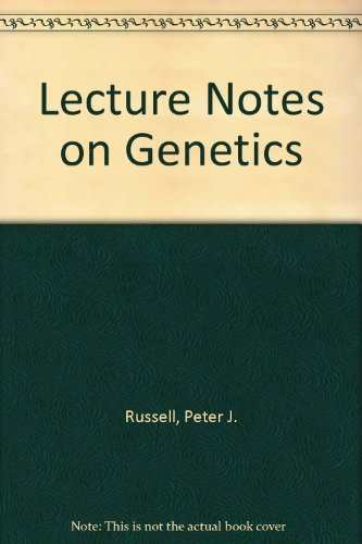 Pdf by genetics book russell