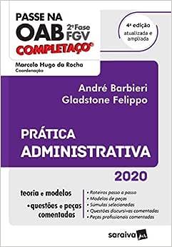 Passe na OAB - 2ª Fase - FGV - Completaço - Prática Administrativa