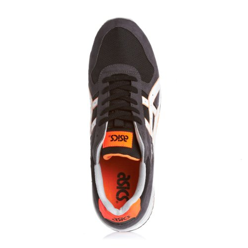 Asics Gt-ii, Unisex Adults' Baby Shoes Black / Naranja