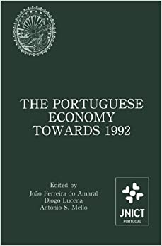 The Portuguese Economy Towards 1992