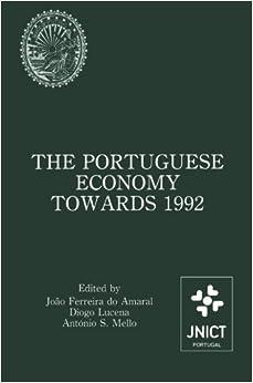Book The Portuguese Economy Towards 1992