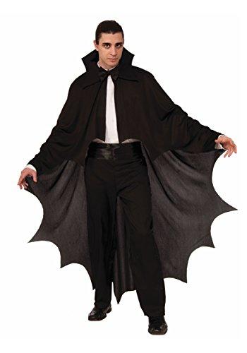 Forum Novelties, Inc unisex-adult Adult Vampire Bat Cape