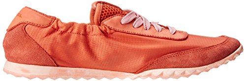 Diesel Dames Meisjes Meisjesmode Mode Sneakers Hoog Risico Rood / Antraciet / Zwart