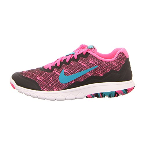Nike Men's Shox NZ Running Shoe Pink Blast/Energy/Black/White - 6.5 B(M) US (Nike Shox Nz Mens Black And White)