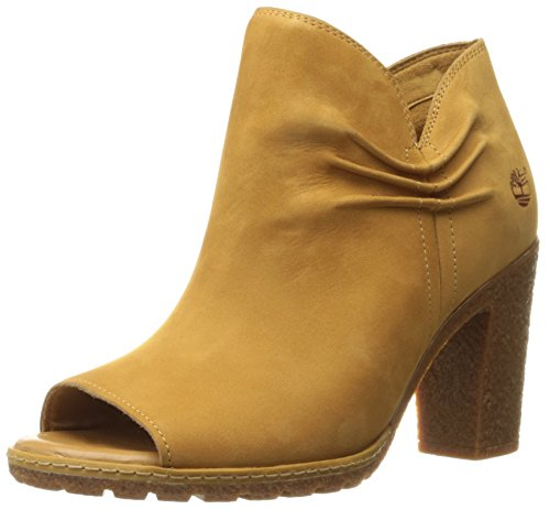 Timberland Glancy Rouched Peep Toe